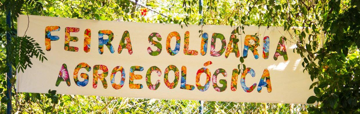 III Feira Solidária Agroecológica (foto de Wagner Barros)
