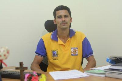 Sidnei de Melo é nomeado Secretário de Defesa Civil de Silva Jardim/RJ