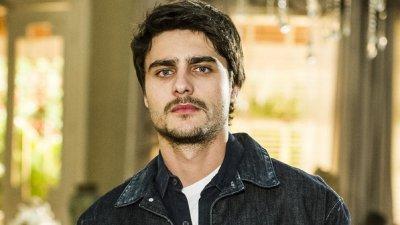 Guilherme Leicam viveu Laerte na segunda fase de 'Em Família'
