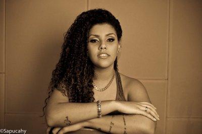 Amanda passou a ser conhecida nacionalmente durante participação no programa da TV Globo, The Voice Brasil