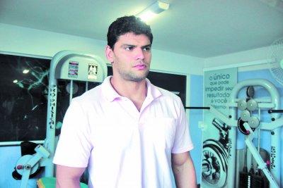 Nutricionista esportivo Raphael Ramos
