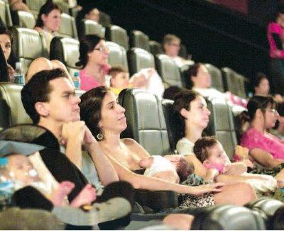 Escolha dos filmes é feita pelas próprias mães através de enquete no cinematerna.org.br