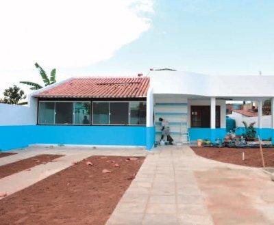 Na nova sede da Casa da Criança do Âncora, o número de crianças assistidas passará de 35 para 85
