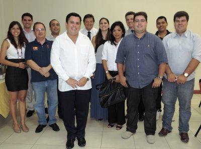 A Rede Hoteleira, de Macaé, representada pelo Macaé Convention Visitors Bureau