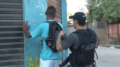 Foto cedida pela Polícia Civil
