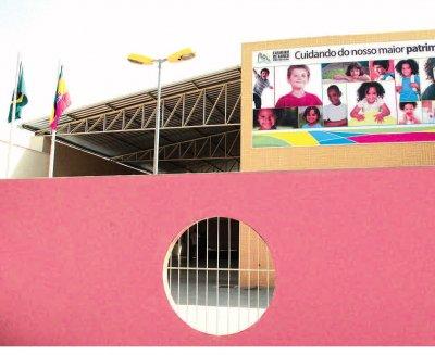 Obras da nova sede da Escola Santa Luzia foi orçada em cerca de R$ 1,4 milhão