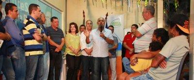 Sabino destacou a importância de um projeto voltado para a saúde dos pescadores e de seus familiares.