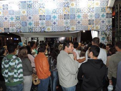 Ao todo, 20 mil pratos elaborados especialmente para o festival foram vendidos