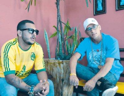 Irmãos Nograu garantem um mega show no teatro, trazendo além do hip hop, muito reggae, samba e soul music
