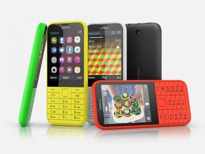 Nokia 225: ele vem com uma câmera que tira fotos com 2MP sem flash