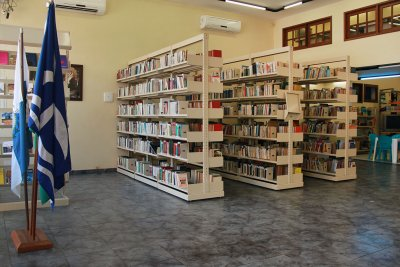 Para conhecer melhor esta história é preciso visitar a Biblioteca Dr. Télio Barreto