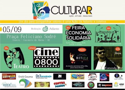 Ação Voluntária vai levar educação ética, atividades culturais e esportivas a Casimiro de Abreu