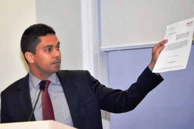 A situação foi levantada pelo vereador Marcel Silvano (PT)