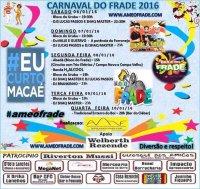 Carnaval no Frade-Maca�
