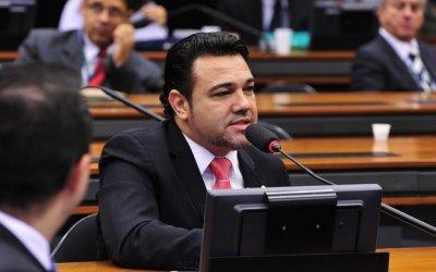 O deputado Marco Feliciano (SP) foi o indicado do PSC para compor a comissão do impeachment