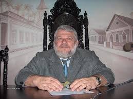 Atual presidente da Câmara de Vereadores de Macaé, vereador Eduardo Cardoso Gonçalves da Silva