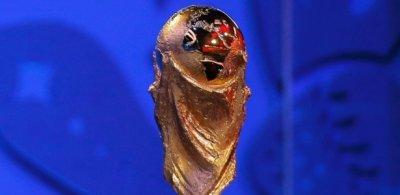 Taça da Copa do Mundo pode passar a ser disputada por 48 seleções em diversos países