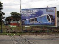 O que deve significar aquele VLT parado a anos na estação? Queremos uma resposta!