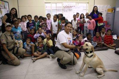 Ação estimula a conscientização e auxilia na formação do caráter das crianças
