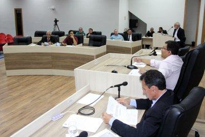 As informações foram apresentadas e a audiência foi presidida pelo controlador geral do município, Luiz Carlos Cunha