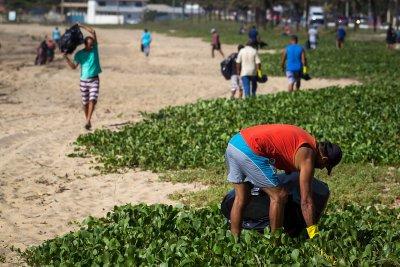 A iniciativa permanece durante o defeso do camarão, que acontece entre 1º de março e 31 de maio
