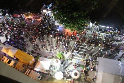 Evento reuniu cerca de 30 mil pessoas durante fim de semana