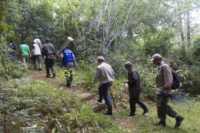 Essa ação faz parte do Programa de Geoprocessamento de Indicadores Entomológicos do Estado