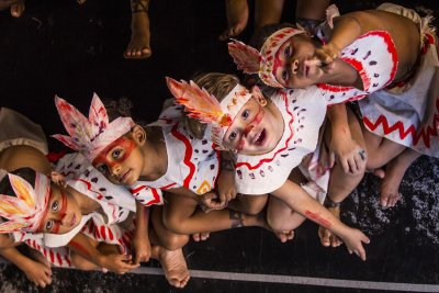 O festival faz parte do trabalho desenvolvido pela Coordenação do Programa de Diversidade Étnica