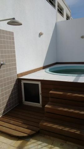 Bairro da Glória/Ed.Previlege - Excelente APT/Cobertura 03 quartos (01 suíte) + Área Lazer