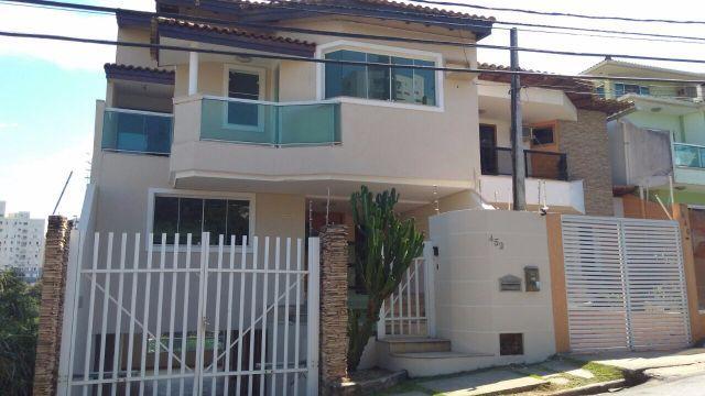 Bairro da Glória - Linda Casa 04 quartos (03 suítes) + Vaga p/ 04 carros