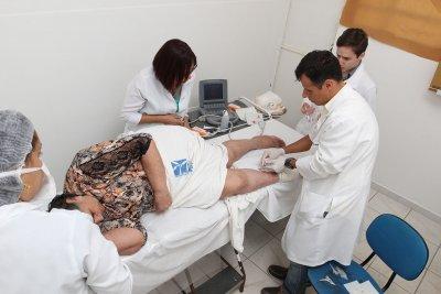O método é indicado para pacientes com insuficiência venosa