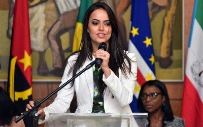 Deputada Shéridan reclamou após assédio no plenário