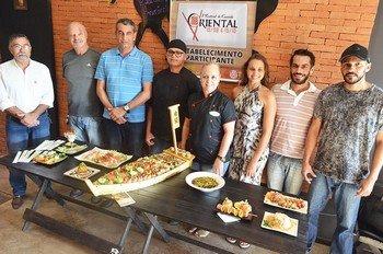 Restaurantes apresentaram seus pratos à imprensa durante lançamento do evento nesta segunda-feira, dia 11 de setembr