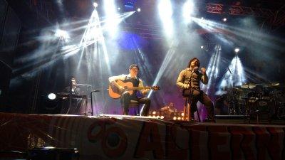 Rosa de Saron é um dos maiores nomes do rock cristão e detém o topo de ranking das bandas de rock nacional