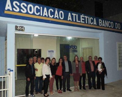A Associação Atlética Banco do Brasil (AABB Macaé) sediou um momento histórico, no último dia 28