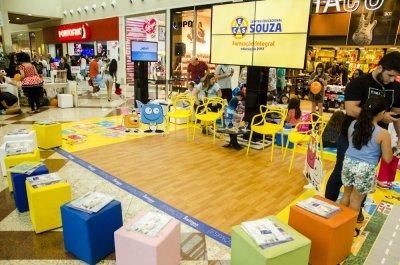 O sucesso foi tanto que o Shopping Plaza Macaé decidiu repetir a dose e este ano