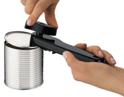 Abridor de lata tipico americano