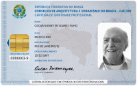 Arquiteto e urbanista Oscar Niemeyer. Dia nacional do arquiteto e urbanista é comemorado 15 de dezembro em homenagem ao expoente arquiteto.