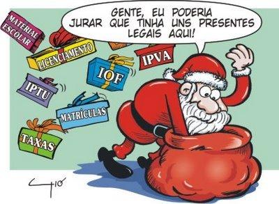 Um Natal de plena consciencia política, para todos!
