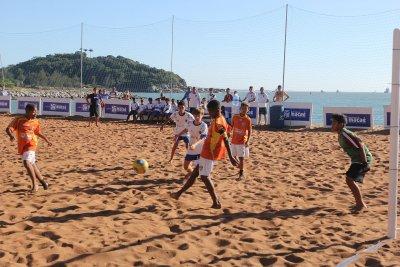 O Fest Verão Esportivo começa no dia 13 de janeiro, às 8h, com o surf na Praia do Pecado
