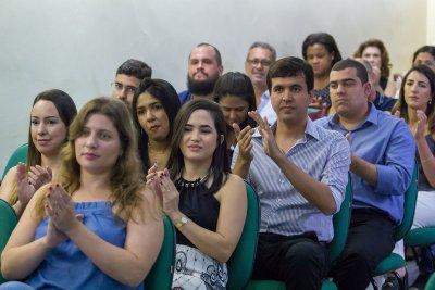 Os alunos atuaram no Hospital Público Municipal (HPM), Hospital São João Batista, ambulatórios da rede municipal e Casa do Idoso