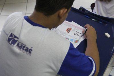 A Olimpíada Brasileira de Matemática das Escolas Públicas (Obmep) é uma realização do Instituto Nacional de Matemática Pura e Aplicada (IMPA)