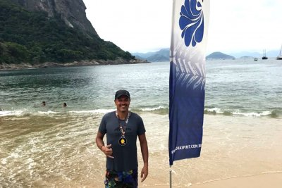 O desafio Aloha Spirit do Leme ao Pontal é o maior em distância realizado no Rio de Janeiro