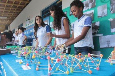 O ano letivo de 2017 foi marcado pela conquista de sete medalhas na 13ª Olimpíada Brasileira de Matemática das Escolas Públicas (Obmep)