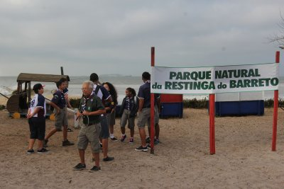 O Parque Natural Municipal da Restinga do Barreto possui 32 hectares e é o segundo maior das Américas, em área exclusiva de restinga