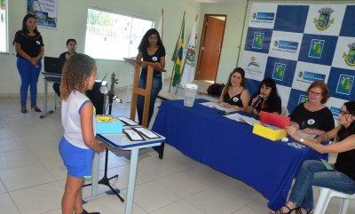 O sucesso do evento é resultado do trabalho desses professores em cada unidade escolar municipal