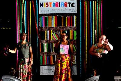 O objetivo foi incentivar a leitura e o fortalecimento da identidade cultural macaense