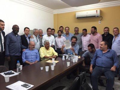 A reunião contou também com a participação de membros da Rede Petróleo-Bacia de Campos e do Conventions and Visitors Bureau (CVB).