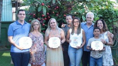 Vencedores da 22ª edição do Festival de Frutos do Mar
