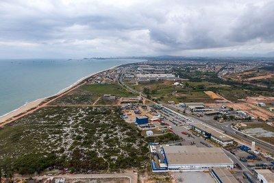 Os projetos do Tepor e a Transportuária são empreendimentos privados.